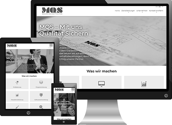 mqs Measuring and Quality Solutions